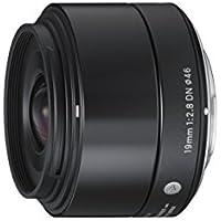 SIGMA 単焦点広角レンズ Art 19mm F2.8 DN ブラック ソニーEマウント用 ミラーレスカメラ専用 929749