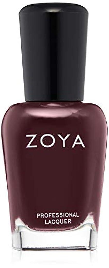 涙戸棚微生物ZOYA(ゾーヤ) ネイルカラー ZP961 15mL RACHAEL