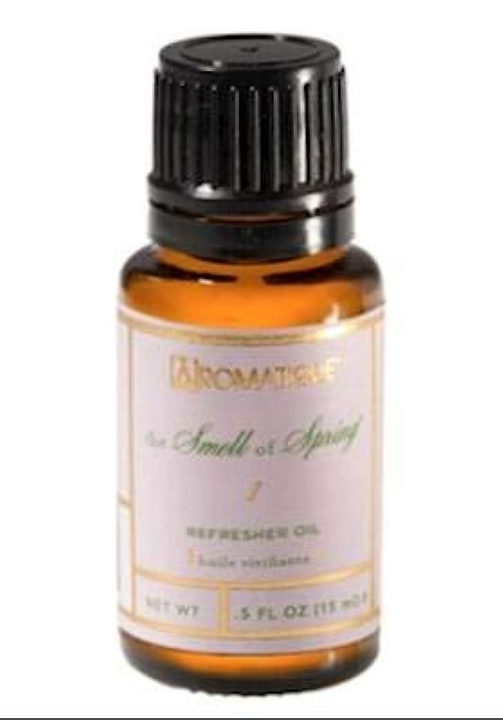 盲信支払う公演The Smell Of Spring Refresher Oil、0.5 Oz by Aromatique