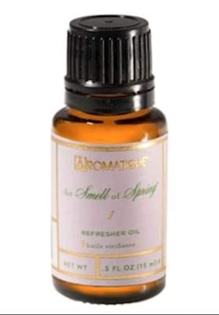 The Smell Of Spring Refresher Oil、0.5 Oz by Aromatique