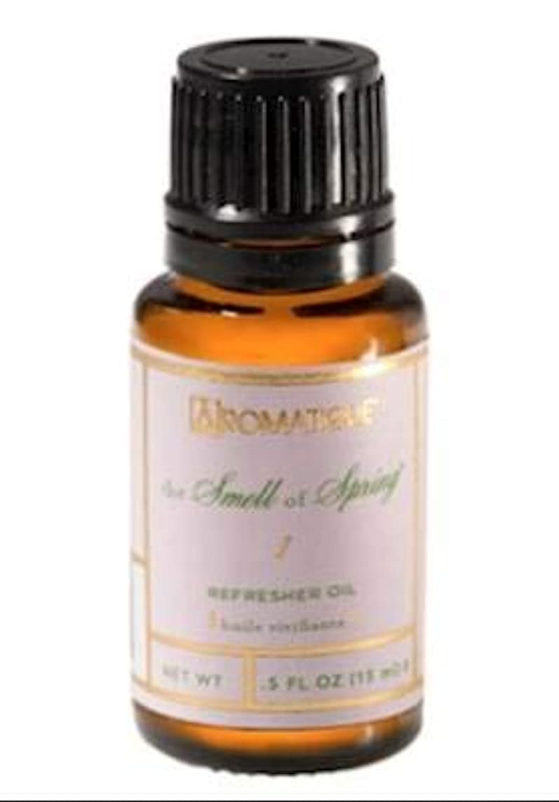 意味する比喩目を覚ますThe Smell Of Spring Refresher Oil、0.5 Oz by Aromatique