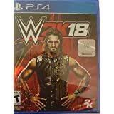 WWE 2K18 PS4 北米版 [並行輸入品]
