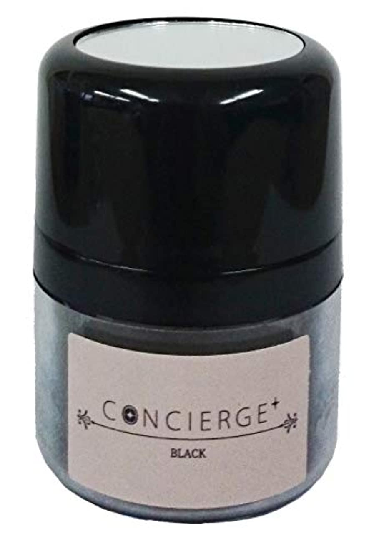CONCIERGE コンセルジュ 頭皮ファンデ ブラック 韓国コスメフェイスマスク&ほっとする薬用発泡入浴剤付き