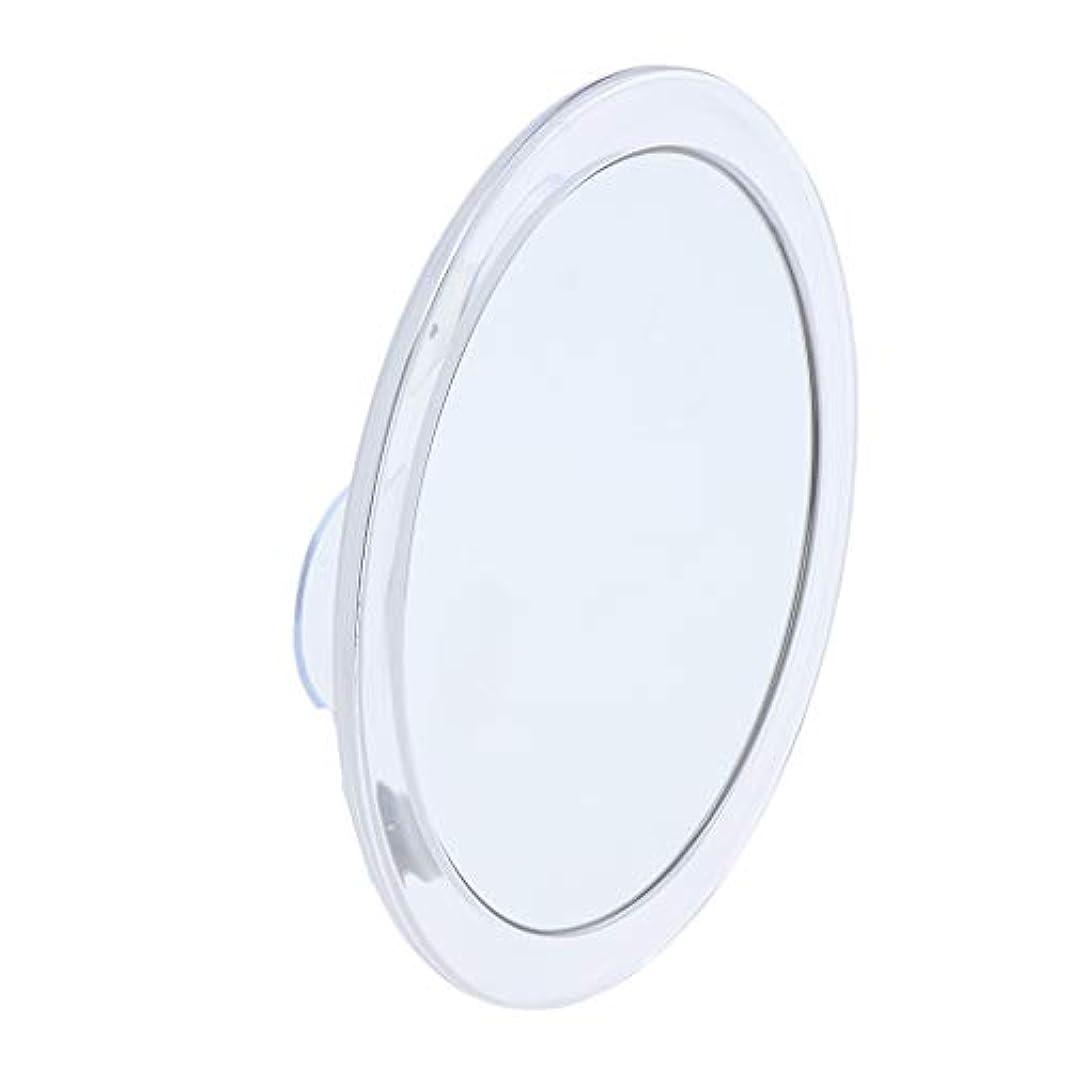 インチ文明化するステレオタイプSM SunniMix サクションミラー メイクアップミラー 化粧鏡 5倍拡大鏡 ミラー メイク道具 ツール