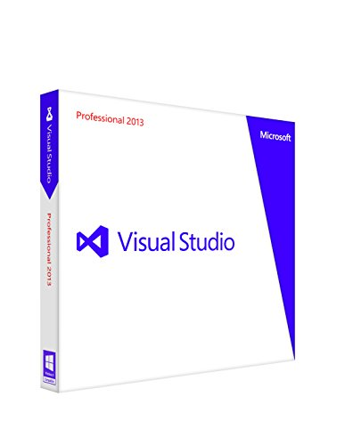 Microsoft Visual Studio Professional 2013通常版