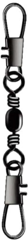 美しい投げるインディカNTスイベル(N.T.SWIVEL) ダブルインター付タル クロ #12