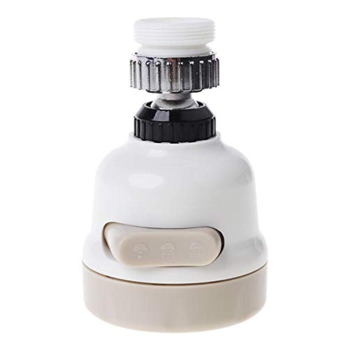 注釈を付けるシーケンスながらLamdoo360?回転蛇口フィルターアダプター節水タップディフューザーバスルームキッチン