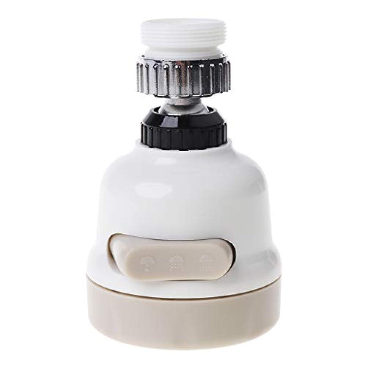 うるさいヘア小間Lamdoo360?回転蛇口フィルターアダプター節水タップディフューザーバスルームキッチン
