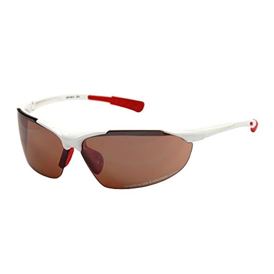 露骨なジャベスウィルソンテストL-BALANCE EYES(エルバランス?アイズ) 交換レンズ付き スポーツサングラス 全2色 LBR-484