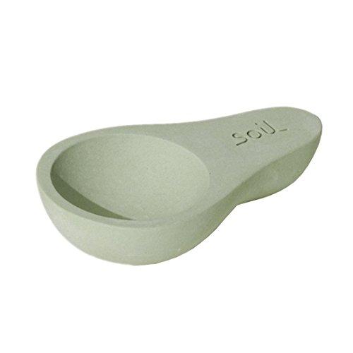 RoomClip商品情報 - soil 珪藻土 CHA-SAJI チャサジ グリーン K263