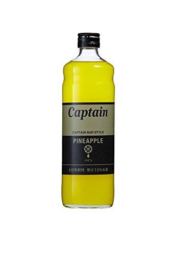 キャプテン パイン 600ml
