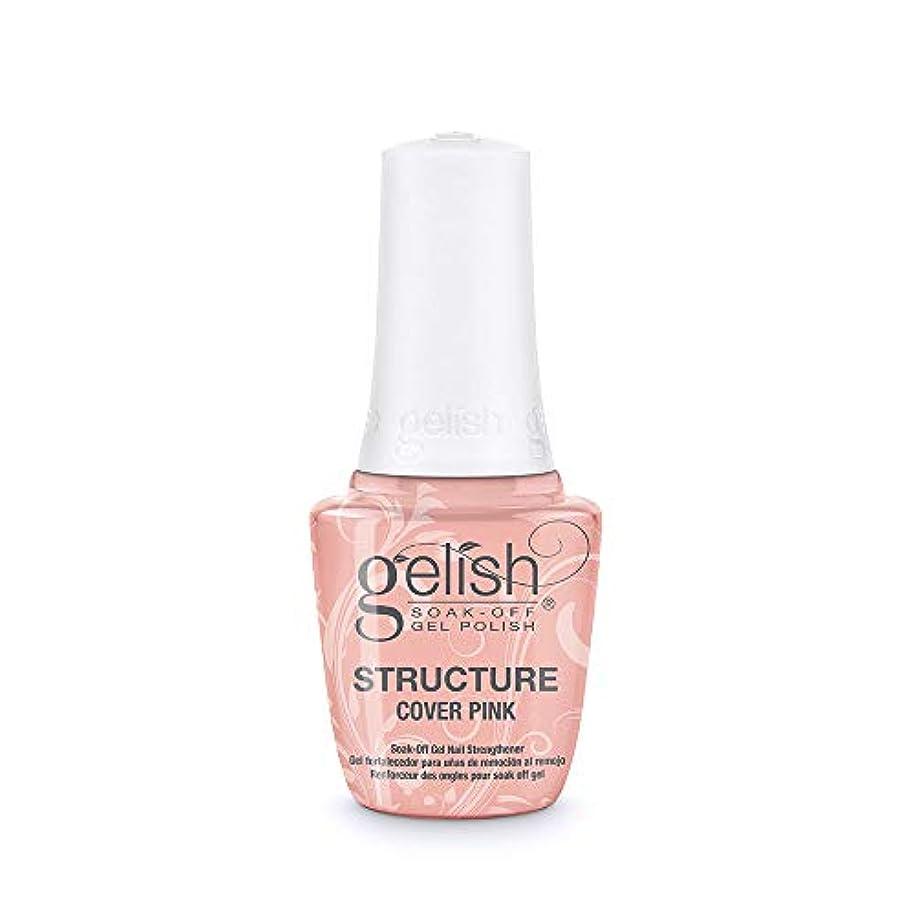 惨めなきちんとした暗殺者Gelish Brush-On Structure Gel - Cover Pink - 15 ml / 0.5 oz