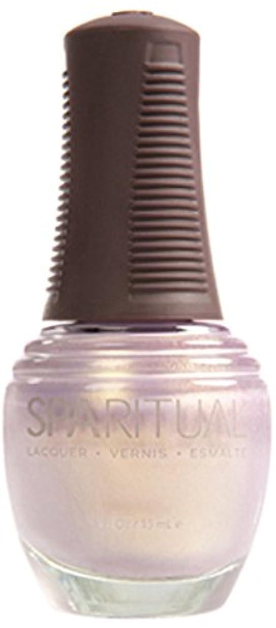 オーディション解釈する挑発するSpaRitual スパリチュアル ネイルラッカー フィックル15ml #80250