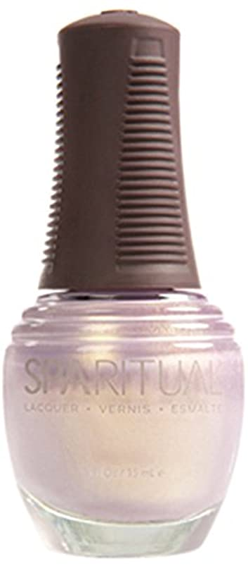 重々しい支給有能なSpaRitual スパリチュアル ネイルラッカー フィックル15ml #80250