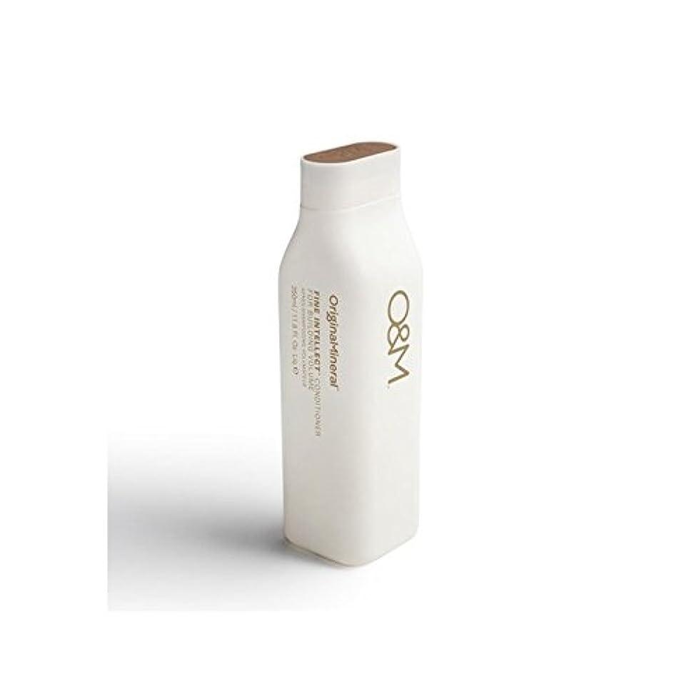休戦バイアス群衆オリジナル&ミネラル細かい知性コンディショナー(350ミリリットル) x4 - Original & Mineral Fine Intellect Conditioner (350ml) (Pack of 4) [並行輸入品]