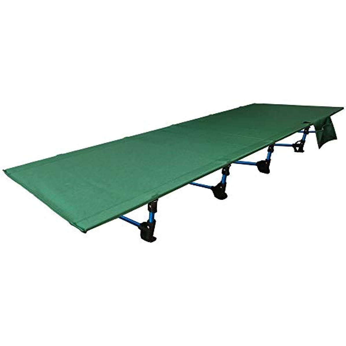 盗賊必須製造折りたたみベッド 超軽量 アウトドア キャンプ ポータブル タクティカル 折りたたみ式 ベッド