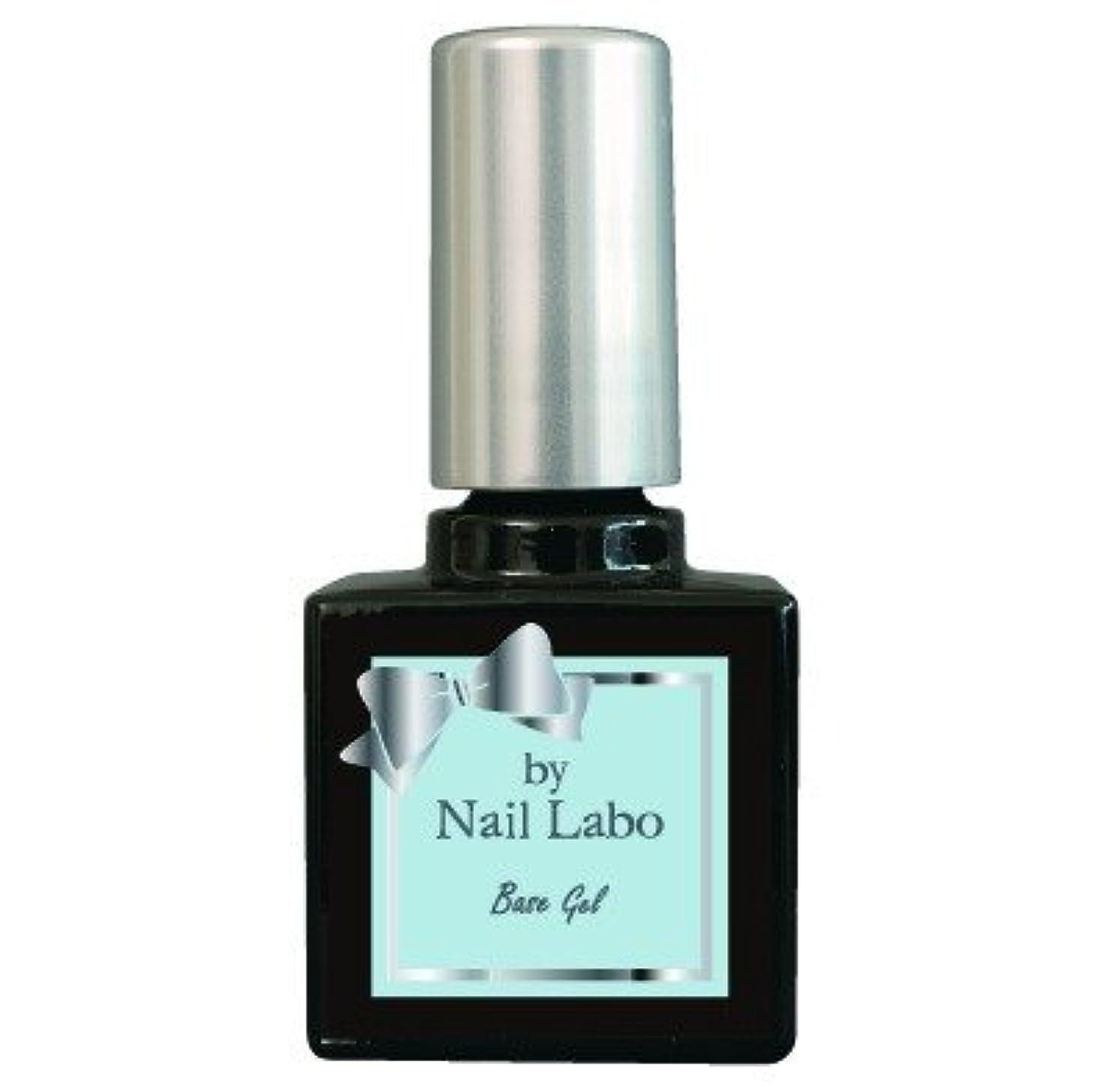 チョップ米国息切れby Nail Labo ノンサンディング ベースジェル