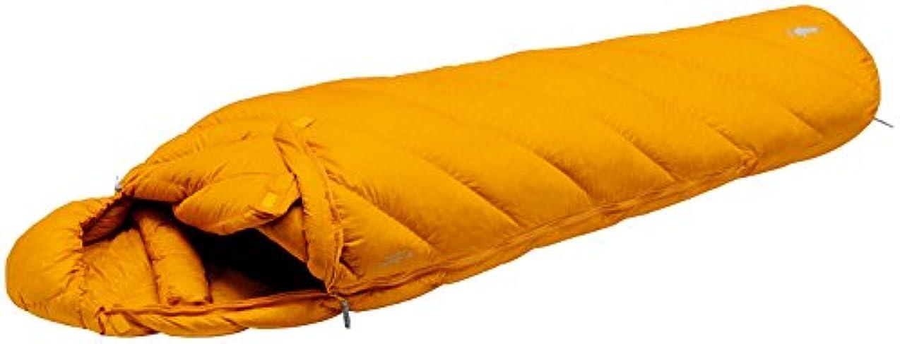 登録する責デモンストレーションモンベル(mont-bell) 寝袋 アルパイン ダウンハガー800 #2 [最低使用温度-6度] サンフラワー 1121301-SUF