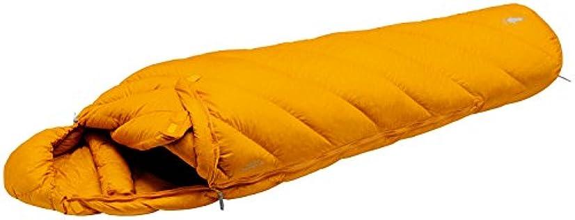 印象的同化するジョセフバンクスモンベル(mont-bell) 寝袋 アルパイン ダウンハガー800 #2 [最低使用温度-6度] サンフラワー 1121301-SUF