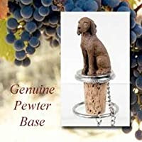 Vizsla Wine Bottle Stopper DTB97 by Conversation Concepts
