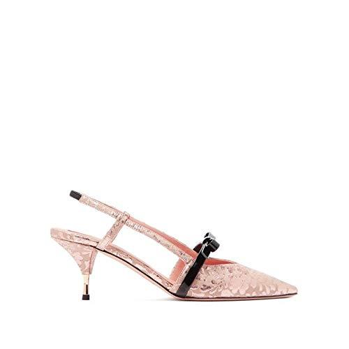 [ロシャス] レディース シューズ・靴 パンプス Floral-brocade slingback pumps [並行輸入品]