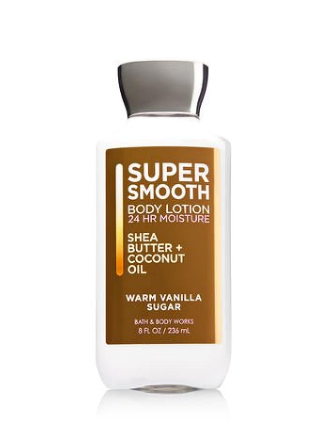 始まりスリッパ熟すバス&ボディワークス ワームバニラシュガー ボディローション Warm Vanilla Sugar body lotion [並行輸入品]