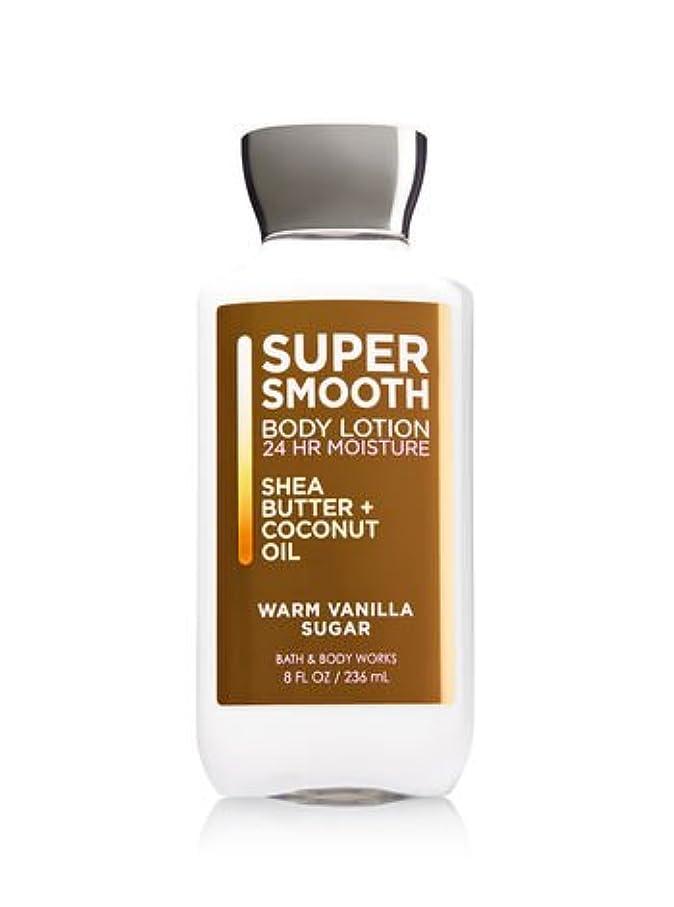 ステッチ落花生意味バス&ボディワークス ワームバニラシュガー ボディローション Warm Vanilla Sugar body lotion [並行輸入品]