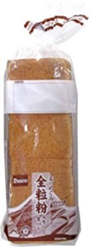 パスコ 麦のめぐみ全粒粉入り食パンウインドスライス 1袋(食パン3斤)
