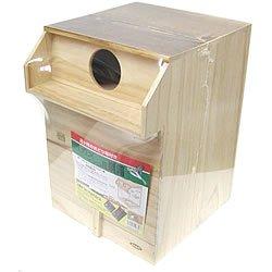 バードハウス オカメ用巣箱