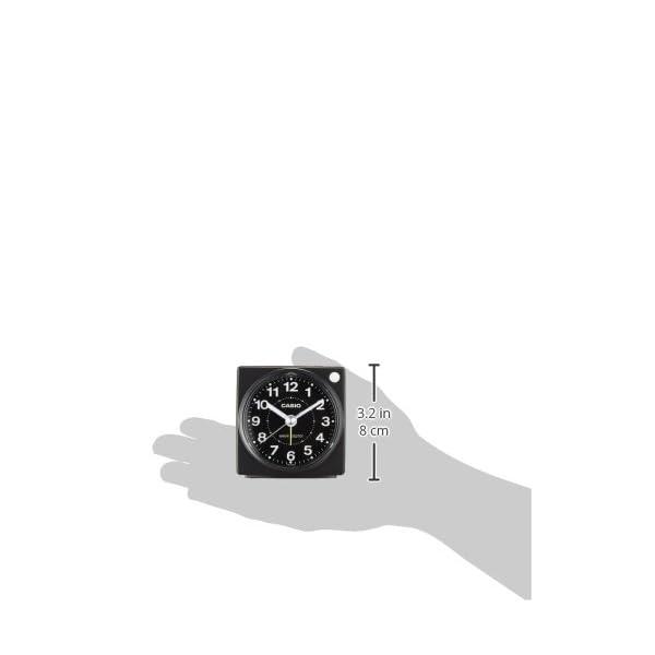 カシオ コンパクトサイズ電波時計の紹介画像3