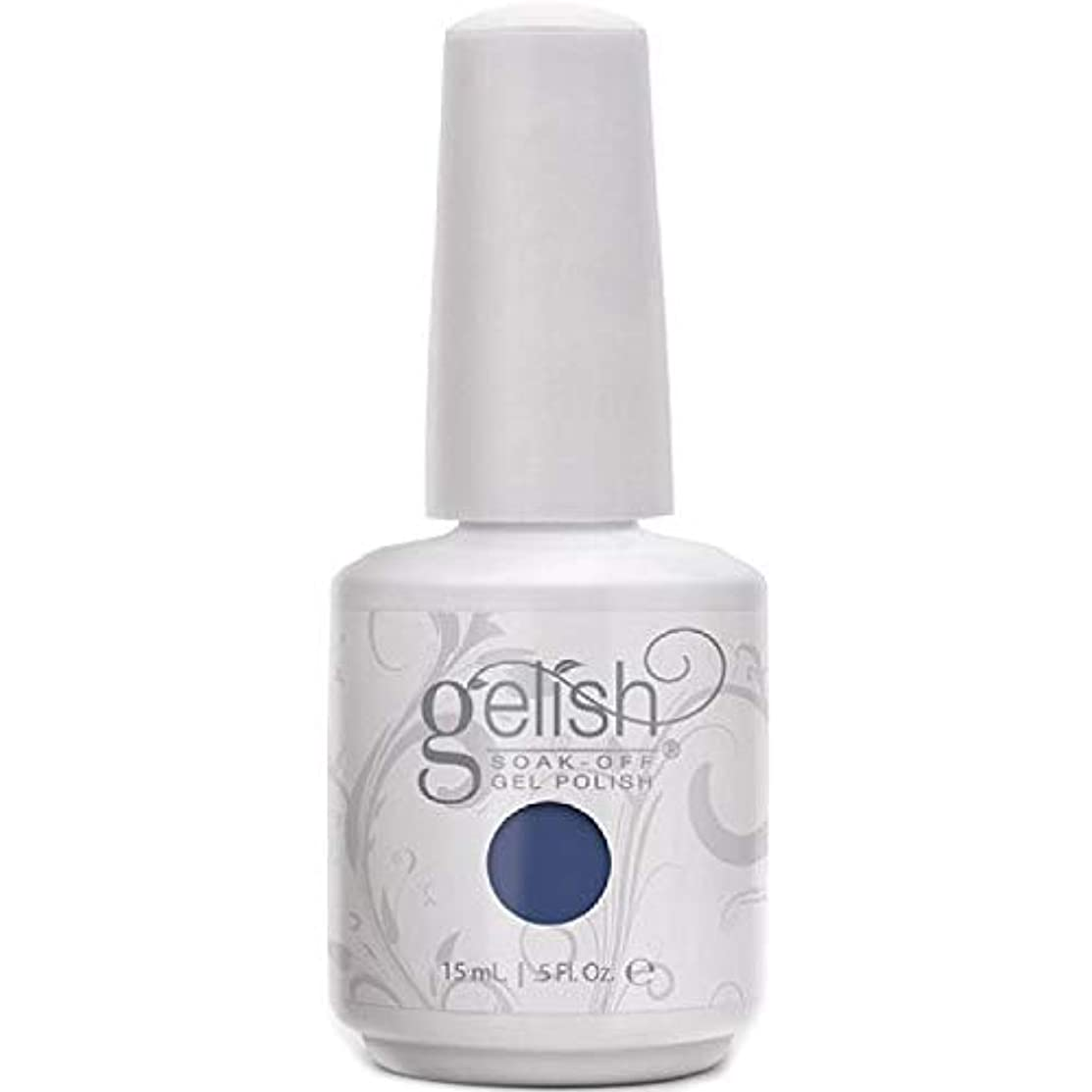 中間スタイルおとこHarmony Gelish Gel Polish - Flirt in a Skating Skirt - 0.5oz / 15ml