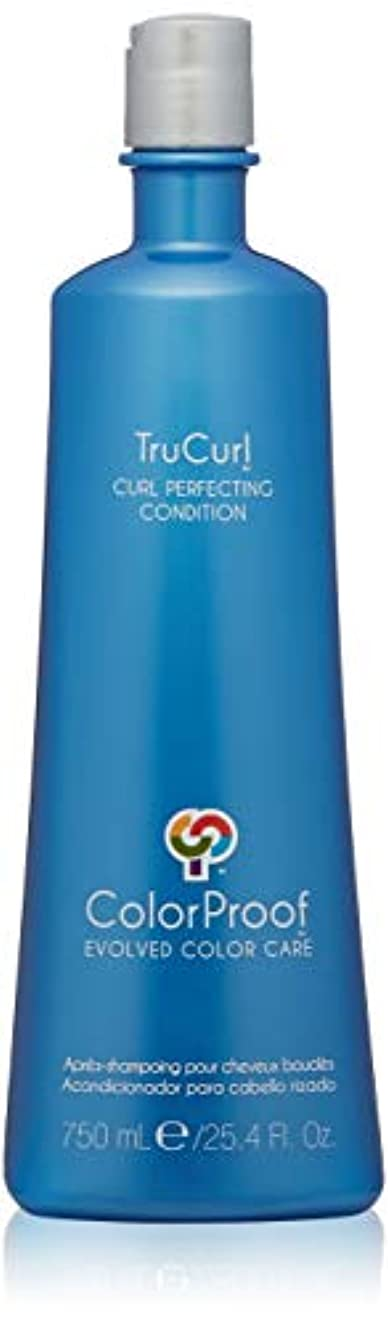 雇った死の顎すなわちColorProof Trucurl Curl Perfecting Conditioner - 25.4 oz by Colorproof