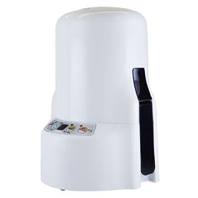 HOTデシュラン2 ホワイト 炊く! 煮る! 焼く! 蒸す! 沸かす! 保温! の機能がひとつになったお弁当箱! ! HDS-2W