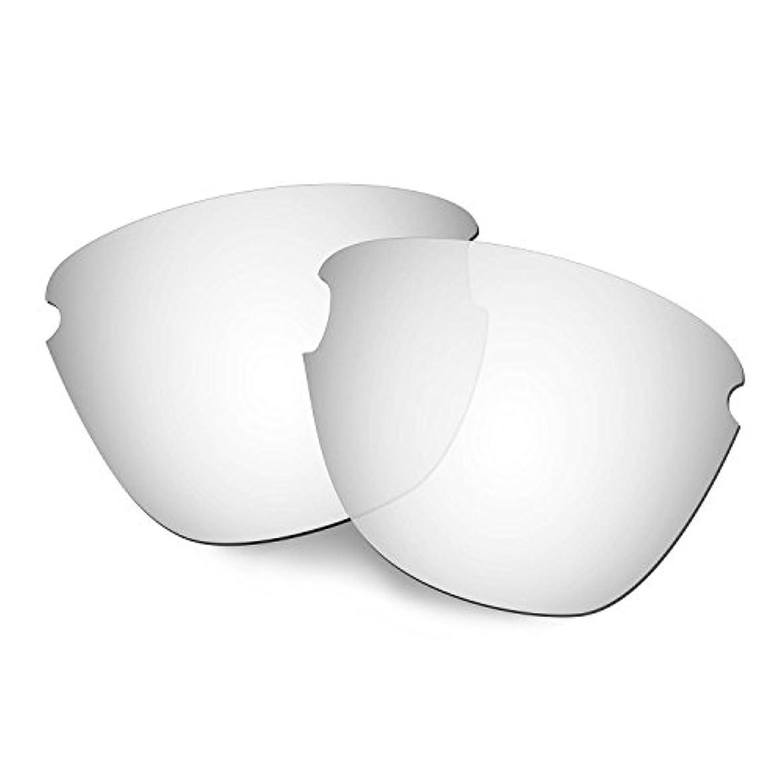 期限クランプ怒ってHkuco 交換用レンズ Oakley Frogskins Lite サングラス