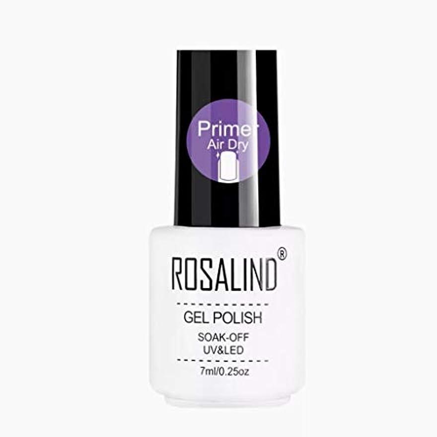 感謝しているカウント突き刺す密着力を高める【ROSALIND】ネイルプライマー リフトしやすい爪に