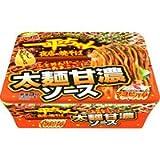 明星食品 明星 一平ちゃん夜店の焼そば 太麺甘濃ソース 1箱(12入)