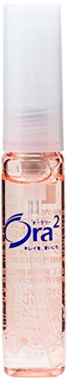 クリスチャン質素なイデオロギーオーラ2 ブレスファインマウススプレー レッドグレープフルーツ 6ml