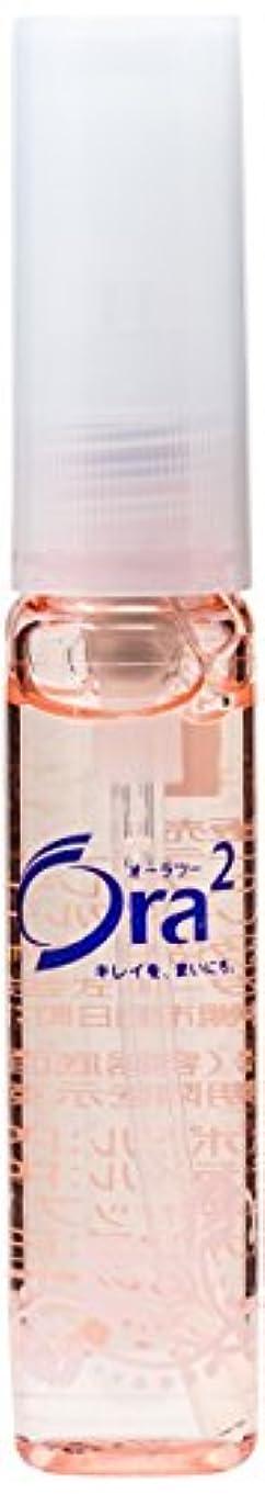 症状コットン聖歌オーラ2 ブレスファインマウススプレー レッドグレープフルーツ 6ml