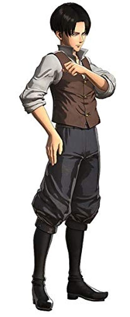 労働者機関路地PS4 進撃の巨人2 -Final Battle- Amazon アマゾン&GAMECITY特典リヴァイ:私服(地下街)衣装