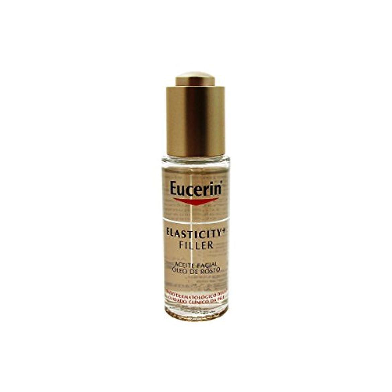 存在する発行入口Eucerin Elasticity Filler Facial Oil 30ml [並行輸入品]