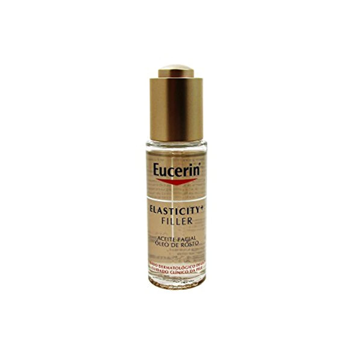 Eucerin Elasticity Filler Facial Oil 30ml [並行輸入品]