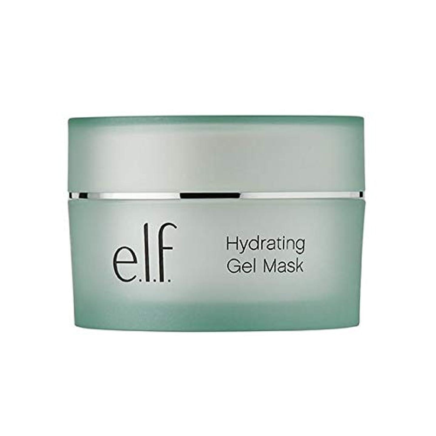 シロクマ裕福な靄[Elf] エルフ。水和ゲルマスク52ミリリットル - e.l.f. Hydrating Gel Mask 52ml [並行輸入品]