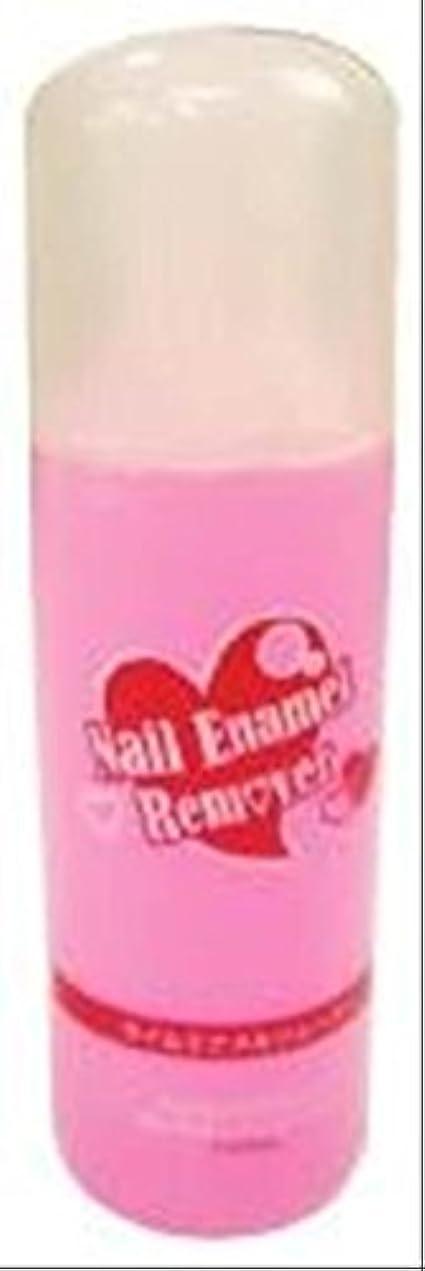 効果的クラウンファックスネイルエナメルリムーバー(ピンク) WS350P単品 (150ml, ピンク)