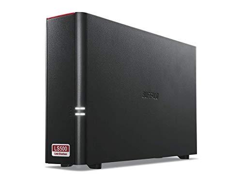 NAS スマホ/タブレット/PC対応 ネットワークHDD 4TB バッファロー LS510D0401G