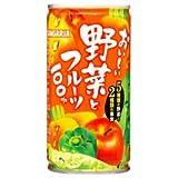 ベジライフ 野菜とフルーツ 190g ×30缶