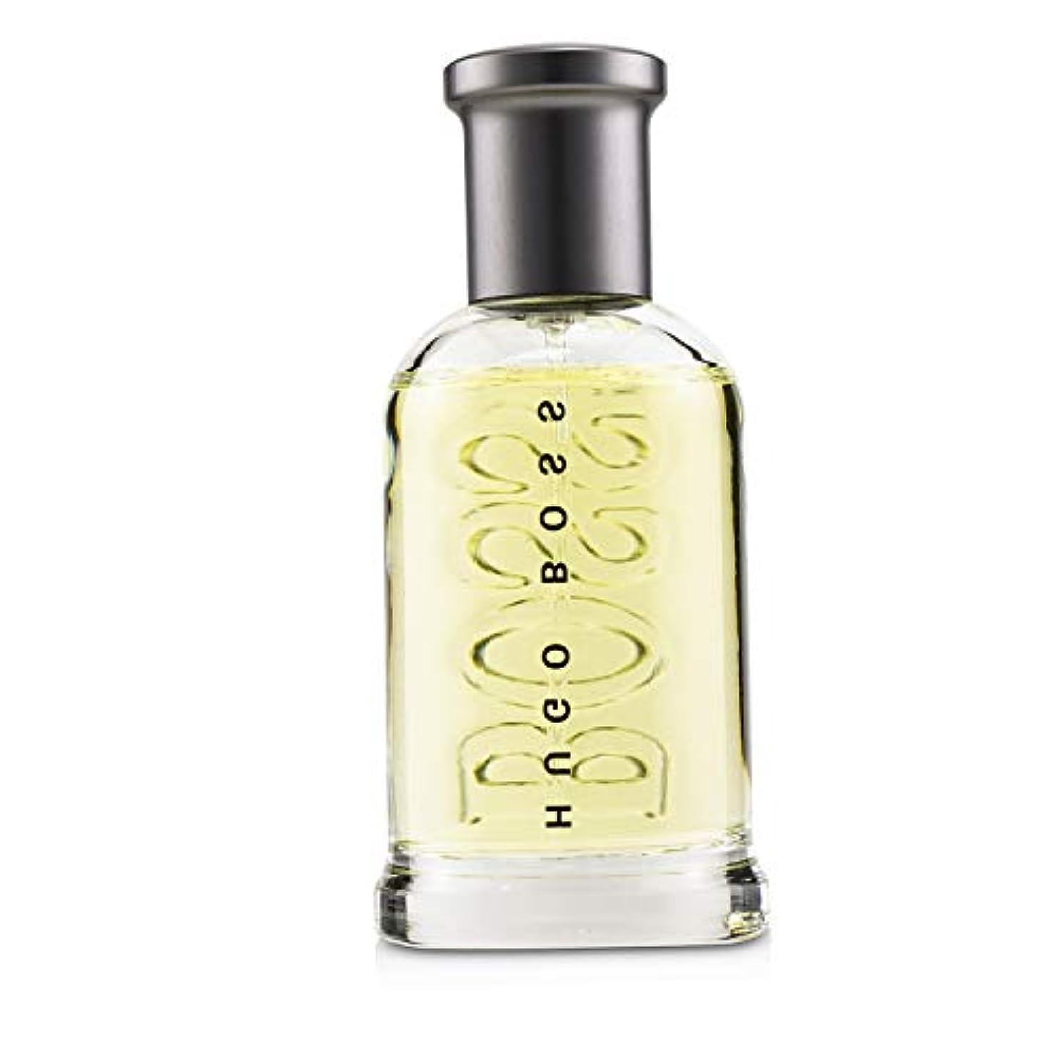 スクワイア過度の儀式ヒューゴボス Boss Bottled Eau De Toilette Spray (20th Anniversary Edition) 50ml/1.6oz並行輸入品