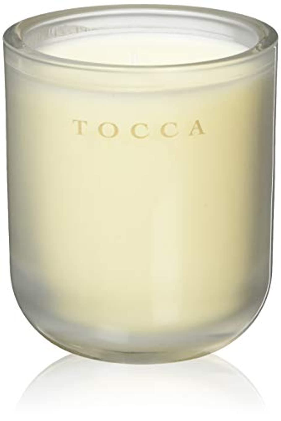 TOCCA(トッカ) ボヤージュ キャンドル バレンシア 287g (ろうそく 芳香 オレンジとベルガモットのフレッシュシトラスな香り)