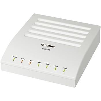 ヤマハ 無線LANアクセスポイント WLX302
