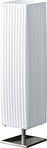 ottostyle.jp フロアランプ 【シェードデザイン】 高さ 約60cm クロームメッキベース (E26口径タイプ)