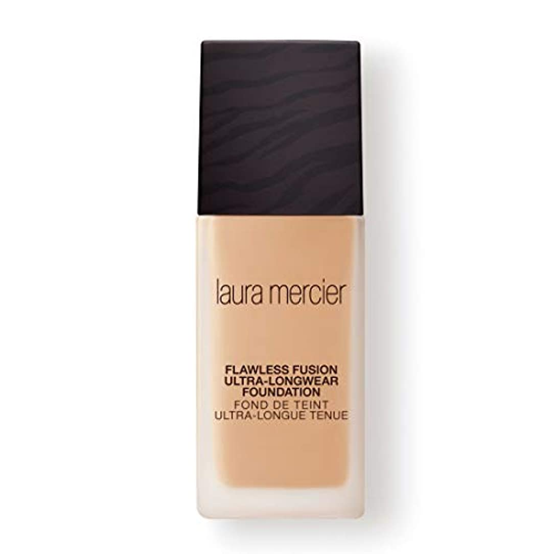 からかう自伝橋脚Laura Mercier Flawless Fusion Ultra-Longwear Foundation - Linen 1oz (29ml)